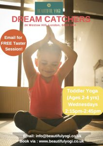 Beautiful Yoga for Toddlers