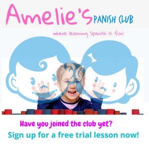 Amelie's Spanish Club